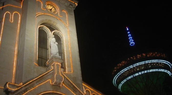Palavas by night