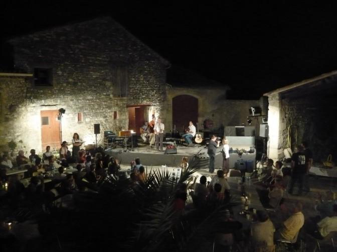 Les Estivales d'Aspères, c'était un vrai Fest-Noz !