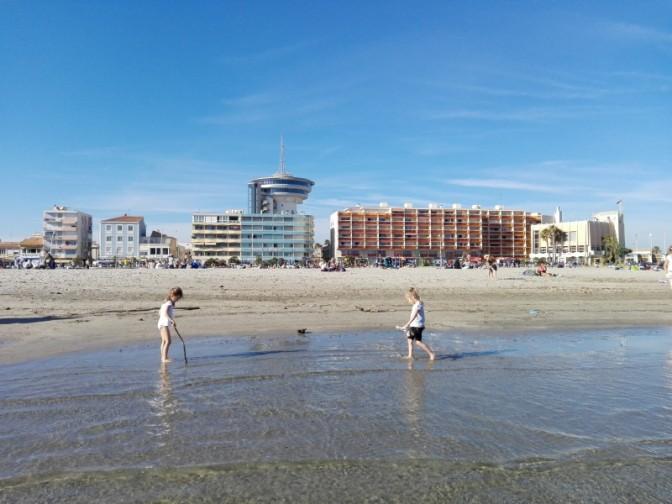 11 novembre à la plage