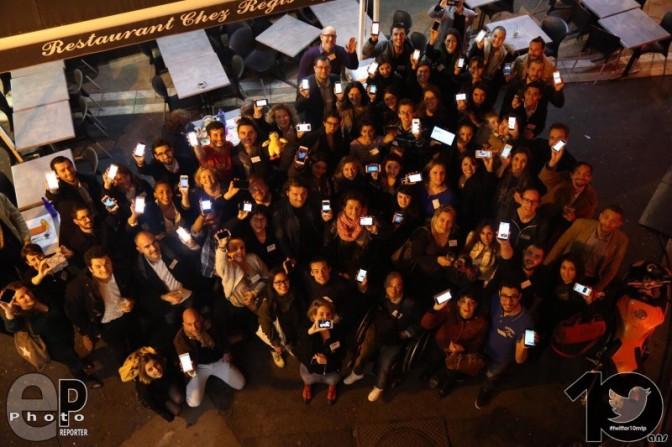 Les 10 ans de Twitter à Montpellier  #Twitter10Mtp #loveTwitter