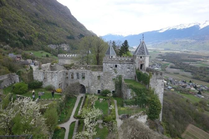 Balade au château de Miolans