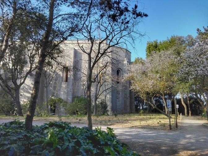 La cathédrale de Maguelone, enfin je l'ai visitée !