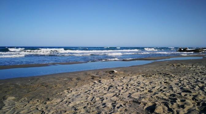 Se ressourcer à la plage des culs nuls