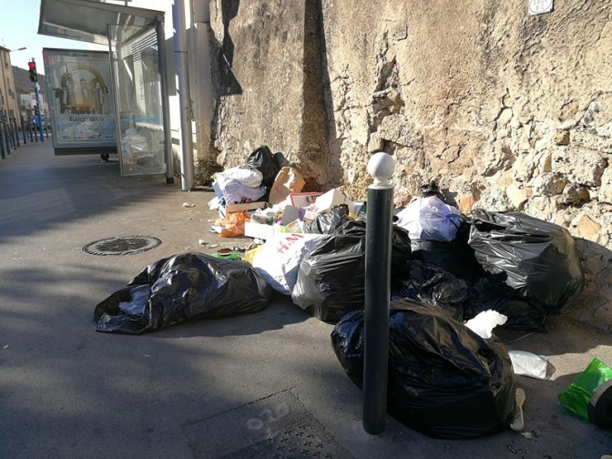 Un petit tour de mon quartier cracra en images #Montpellier