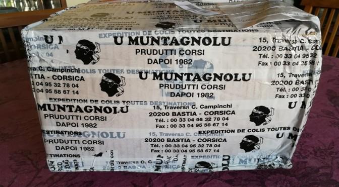 Surprise de Corsica ! ❤