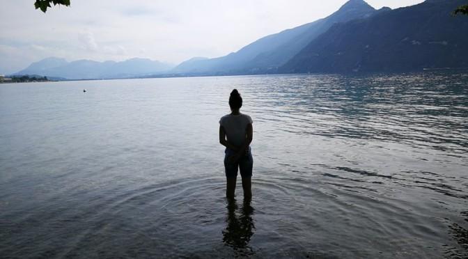 Devenir un lac et relativiser