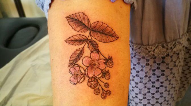 Ma renaissance tatouée