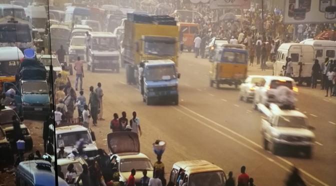 Kinshasa au jour le jour …