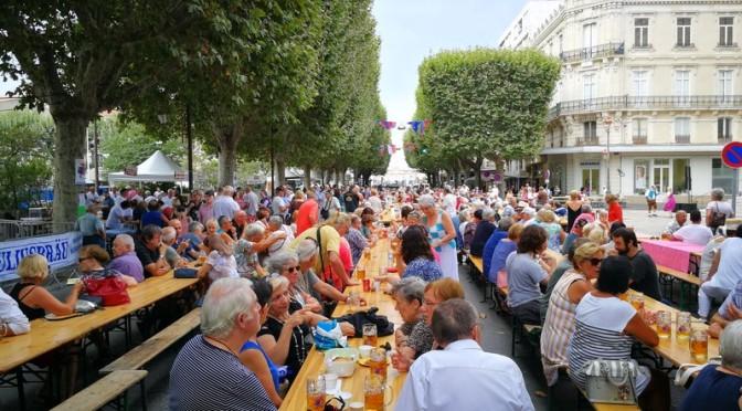 Ma 1ère fête de la bière à Sète