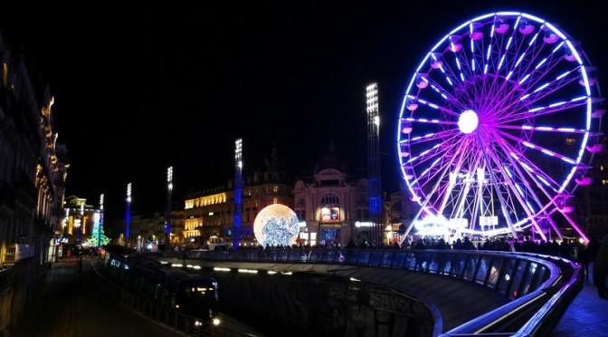 Noël à Montpellier