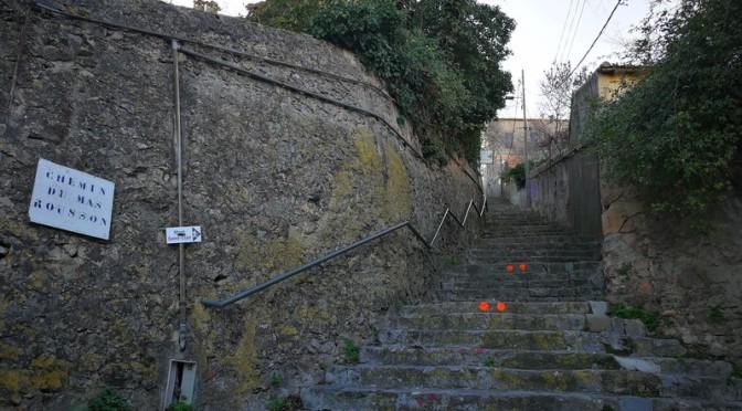 Le Mont Saint-Clair par l'escalier #Sète