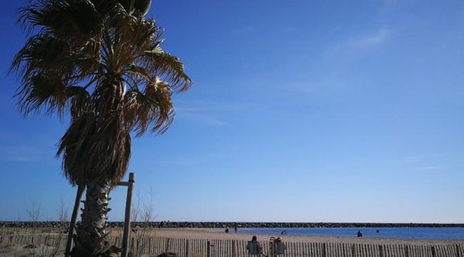 Confinement : fini la playa braves gens  !