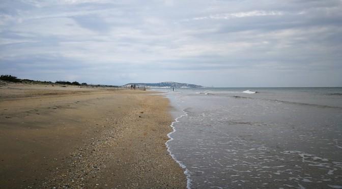 Encore une plage tranquille
